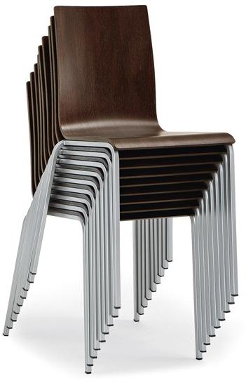 Lara Stackable Restaurant Chair