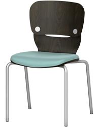 Felix Upholstered Modern Restaurant Chair
