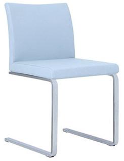 Cadence Modern Sled Chair