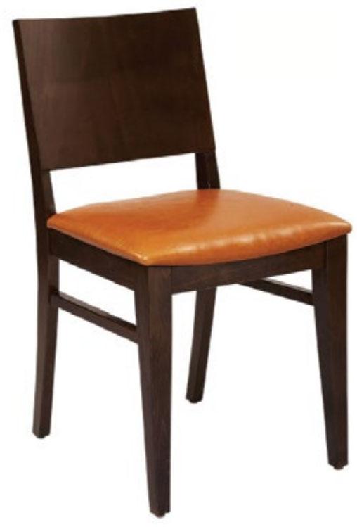 Fay Modern Walnut Chair