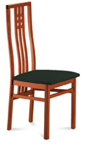 Flower Modern Restaurant Chair