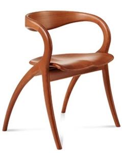 Glacier Moder Restaurant Chair