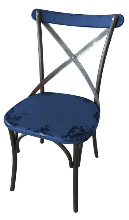 Vaughan Shabby Chic Modern Chair