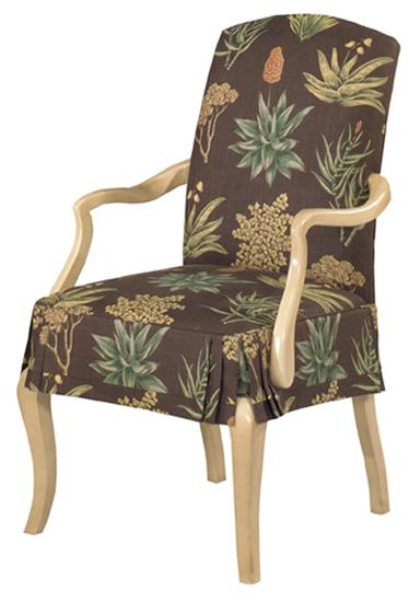 Capeville Upholstered Arm Chair