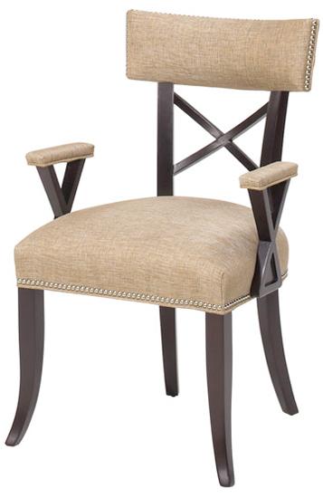 Dahlia Upholstered Designer Armchair