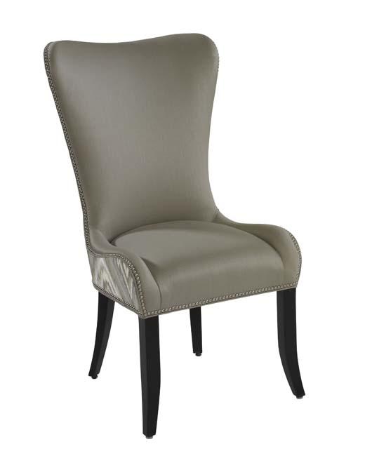 Copley Upholstered Designer Side Chair