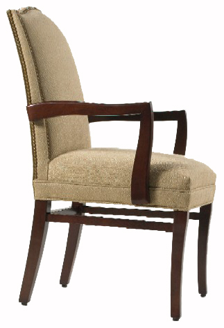 Knowles Upholstered Arm Chair