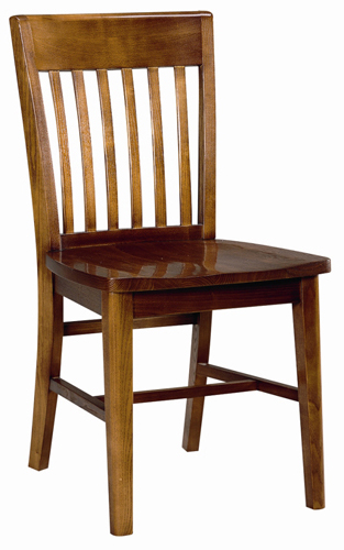Library-Straight Restaurant Chair