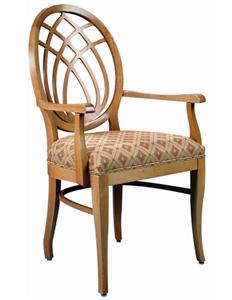 Perfection Designer Restaurant Armchair