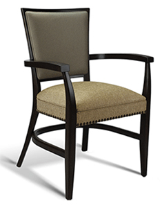 Ash Designer Armchair