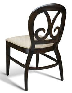 Pinewood Designer Restaurant Chair