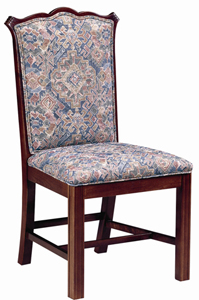 Colonial Upholstered Chair