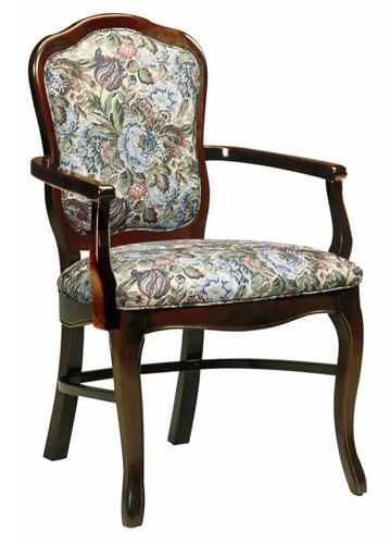 Jaclyn Upholstered Armchair
