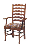Balboa Traditional Ladder-Back Chair