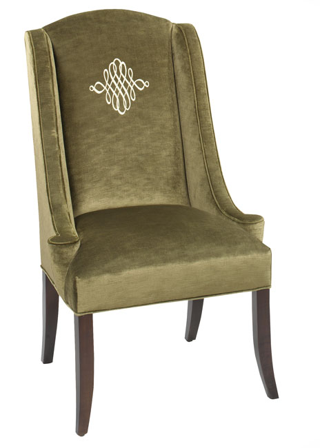 Sonoma Traditional Upholstered Chair