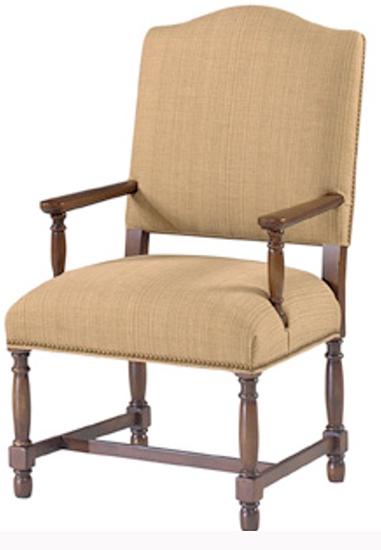 Hollister Traditional Armchair