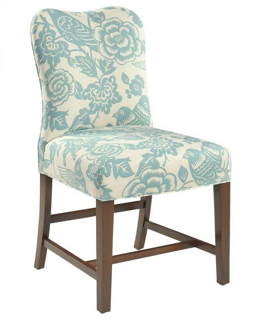Sinclair Traditional Upholstered Chair