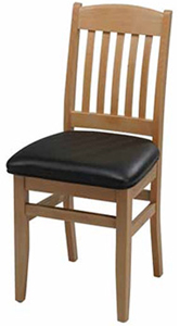 Library Crescent Restaurant Chair