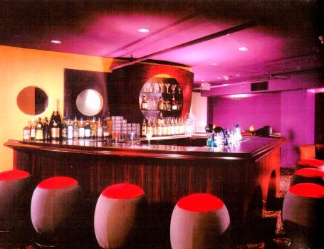 NYC Restaurant Design Martini Bar