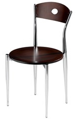 Albany Metal Restaurant Chair