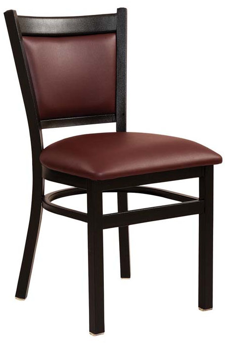 Dakota Metal Restaurant Chair
