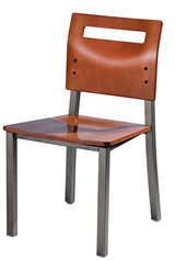 Allen Metal Chair