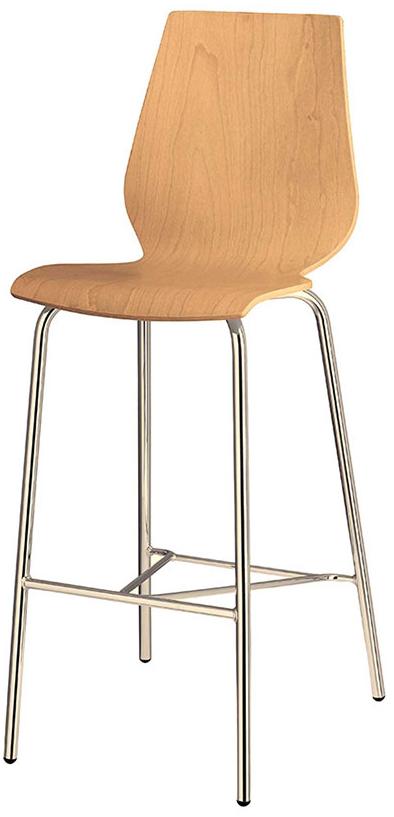 Spiro Natural Modern Chair