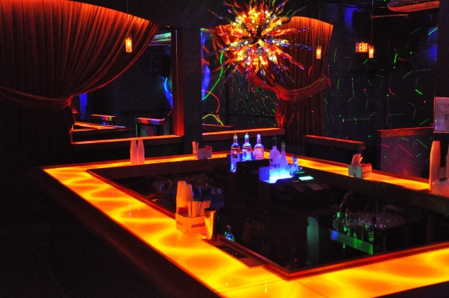 Nightclub Designer Bar Lighting