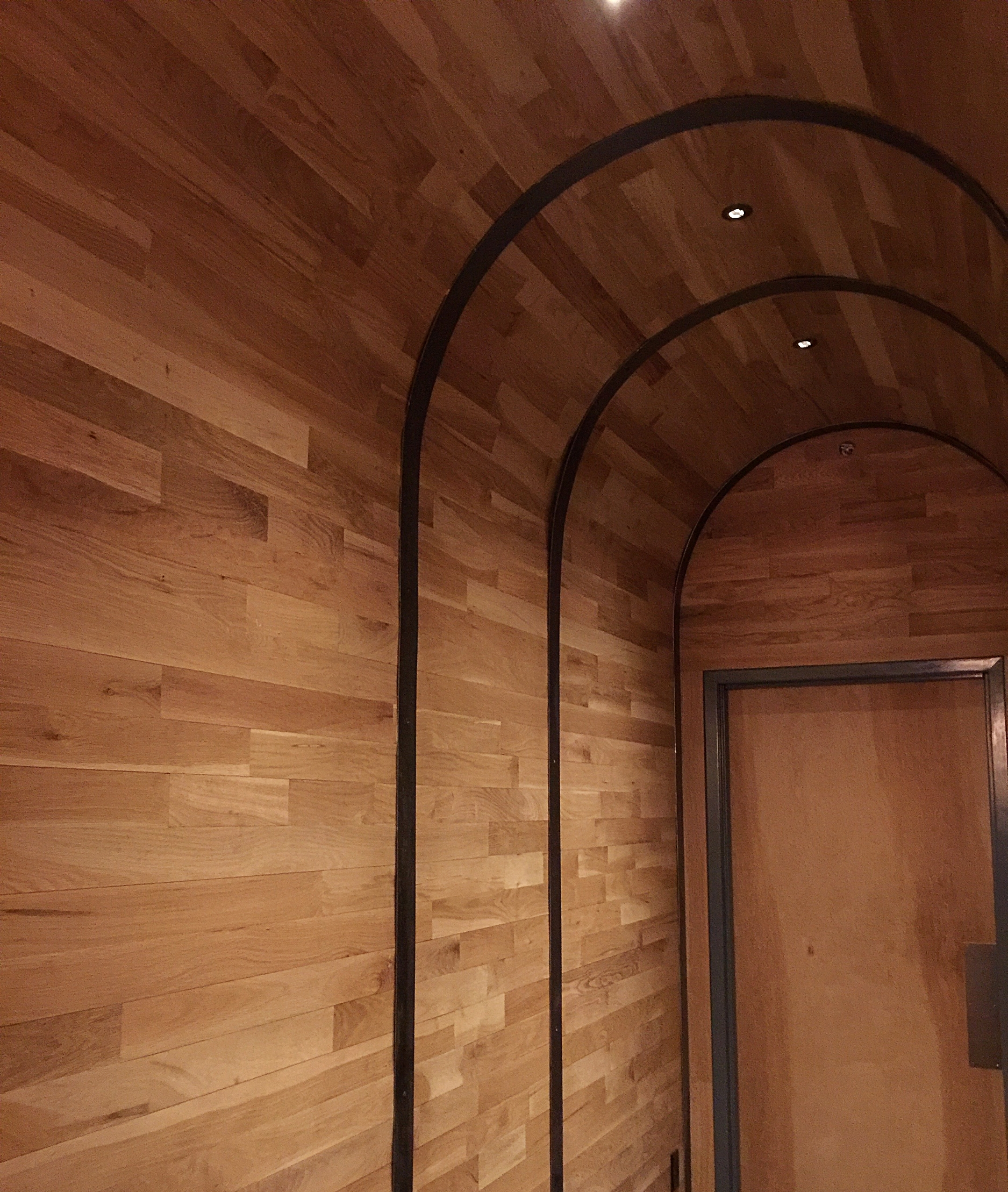 Restaurant Design Oak Barrel Hall