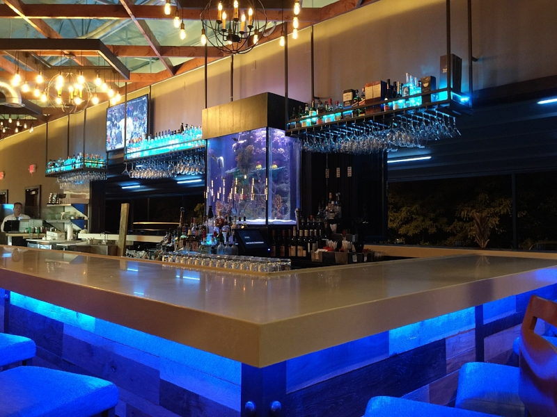 Raymond Haldeman Bar Design