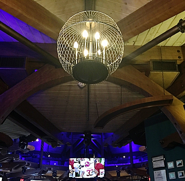 Restaurant Designer Lighting