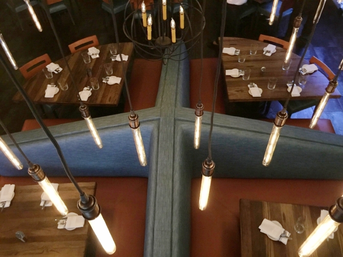Restaurant Designers Banquette Design