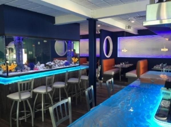 Seafood Restaurant Designer