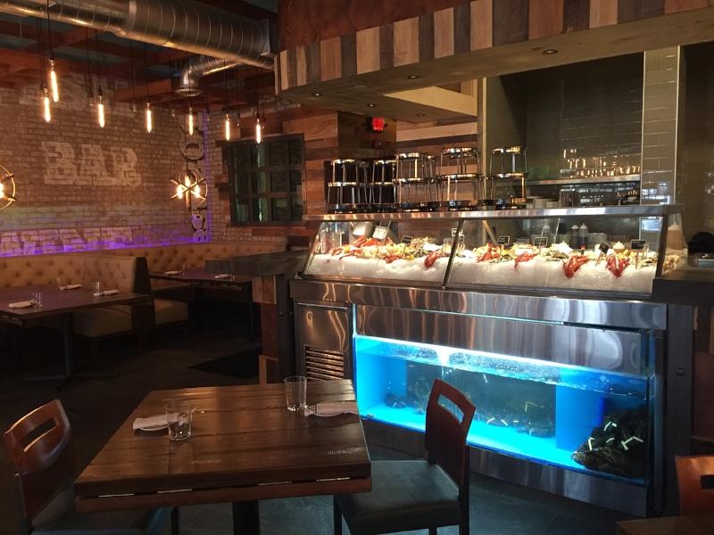 Cuzins Seafood Bar