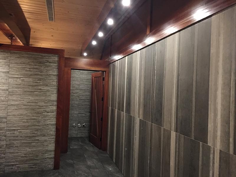 Restroom Design Designer Raymond Haldeman