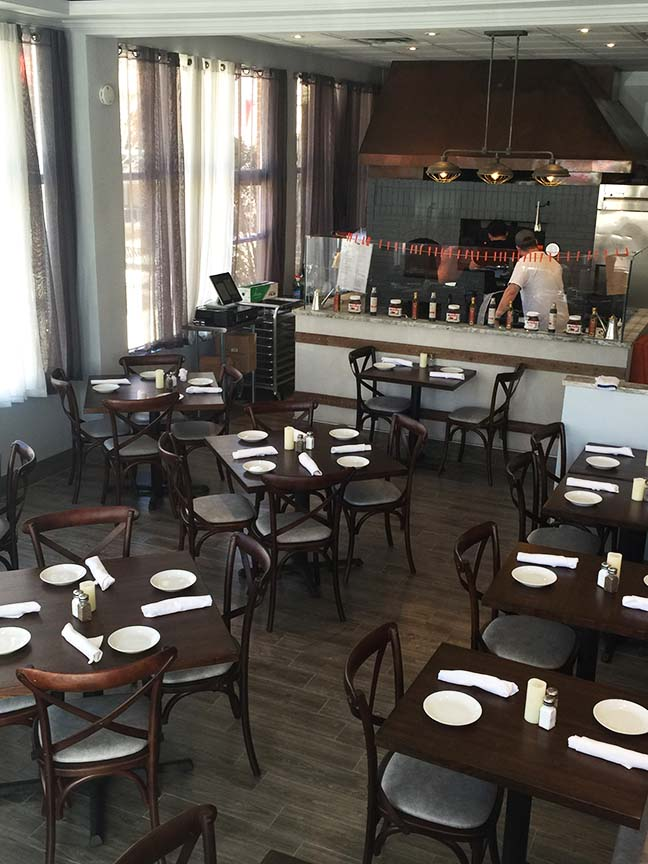 Raymond Haldeman Restaurant Design