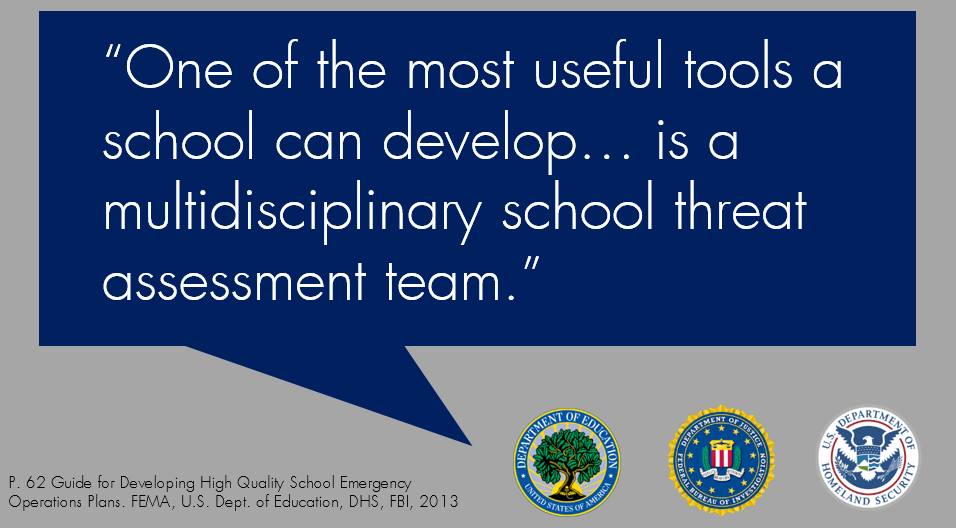 Threat Assessment Management — The Educator's School Safety Network