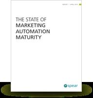 State Of Marketing Automation Maturity