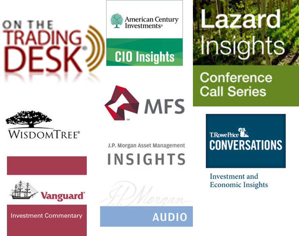 Asset Manager Podcasts