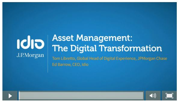 JP Morgan Digital Transformation
