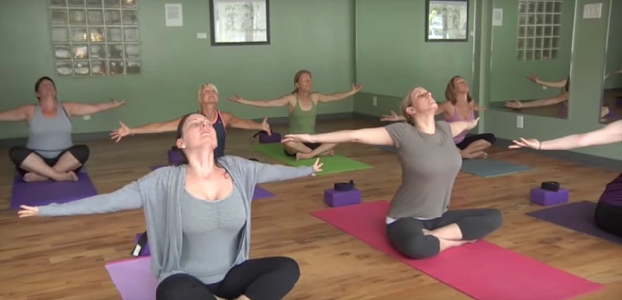 Fostering all levels of yoga experience, class consists of a flow of poses to improve flexibility, strength, balance and muscle tone. You will learn to enhance your mind, breath and body awareness. Special attention is given to traditional poses and proper alignment while allowing for personal expression.