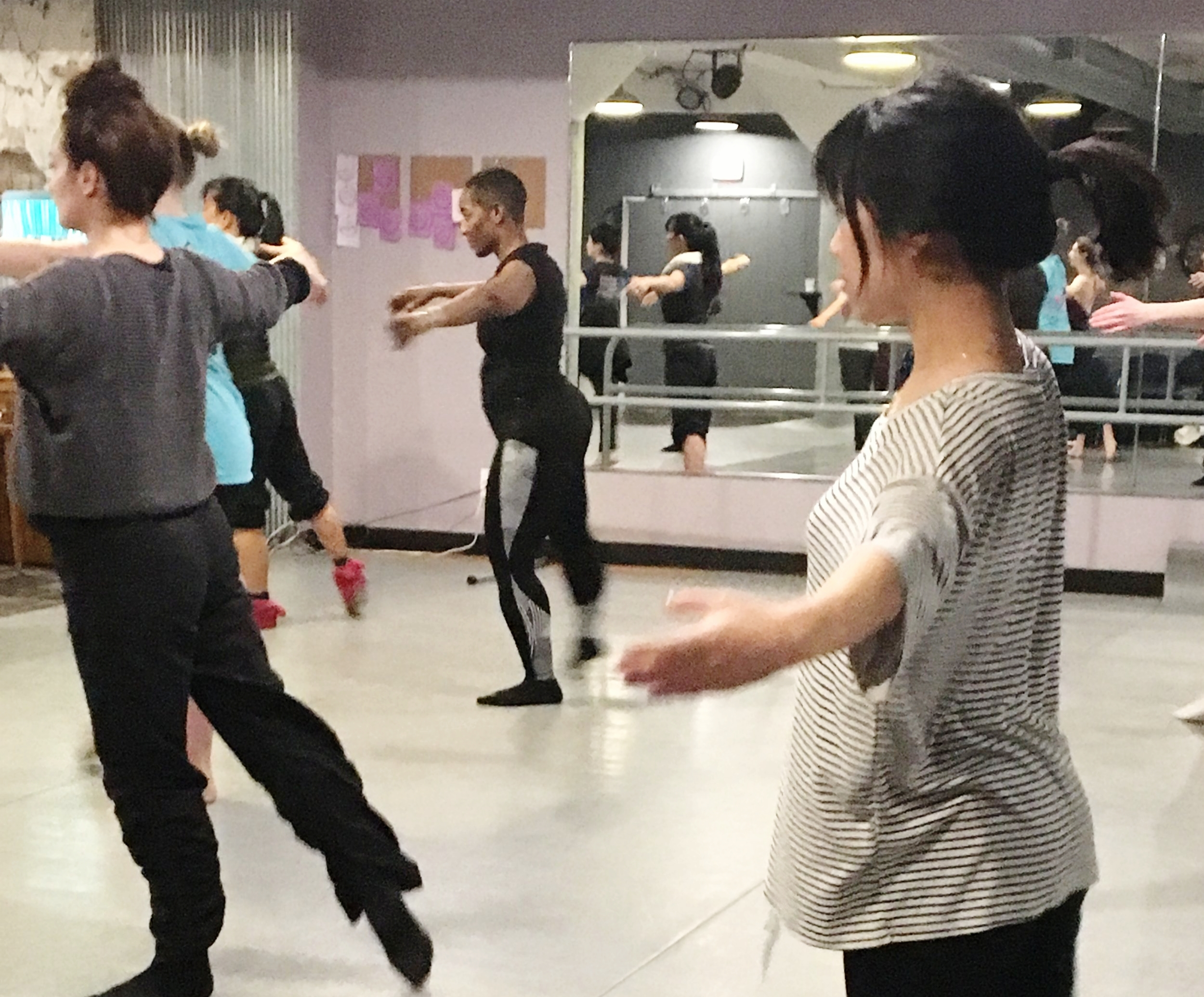 ADULT DANCE