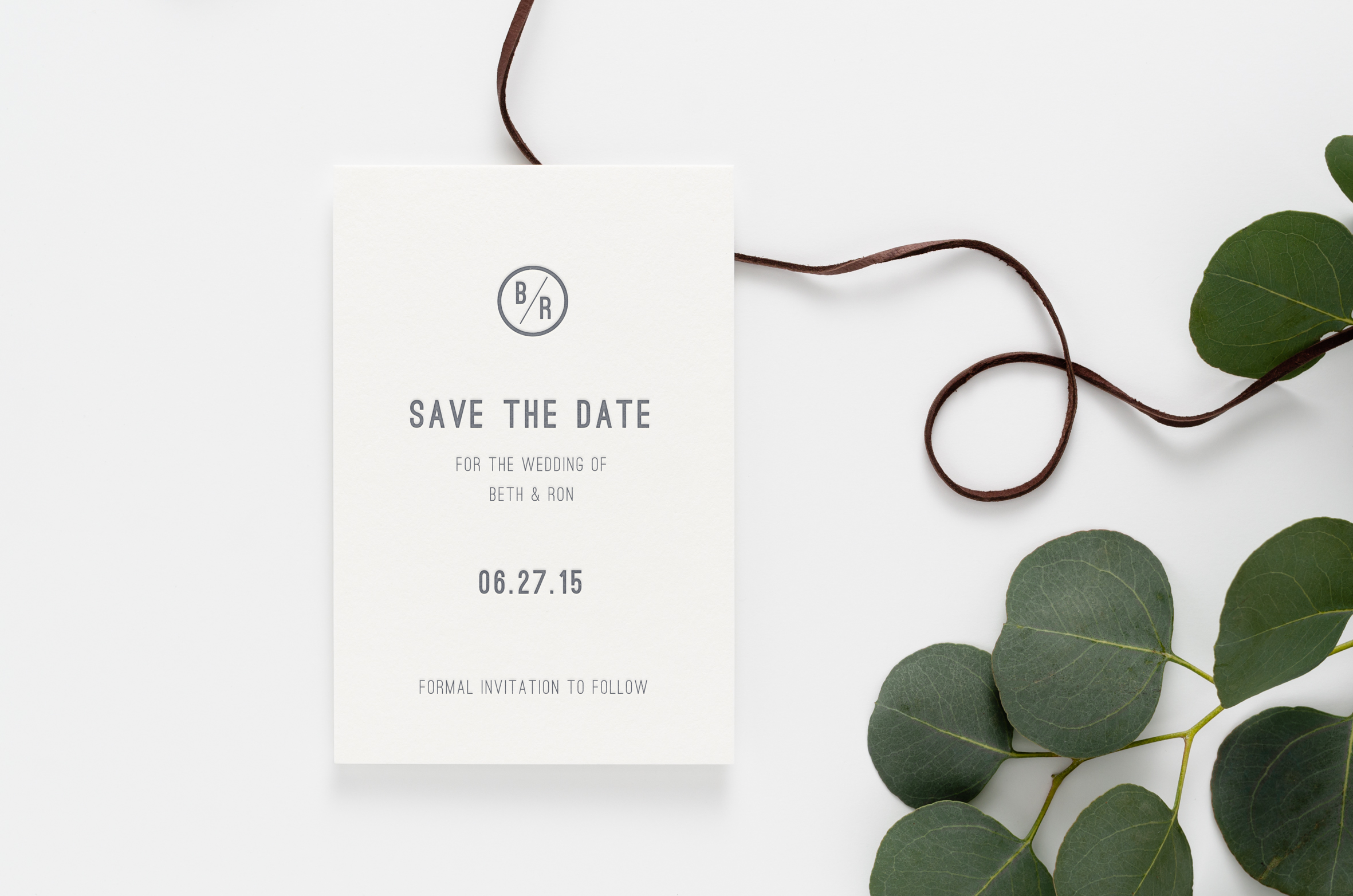 Harrison Save The Date