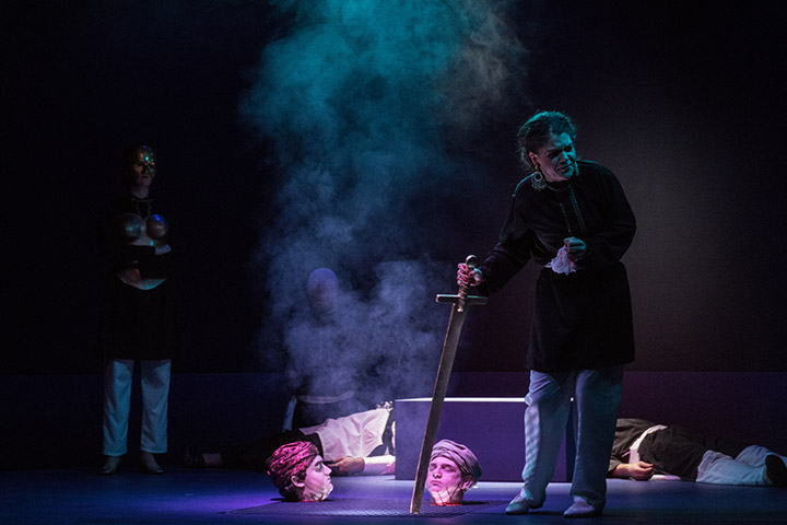 The Transposed Heads, Landestheater Linz 2018