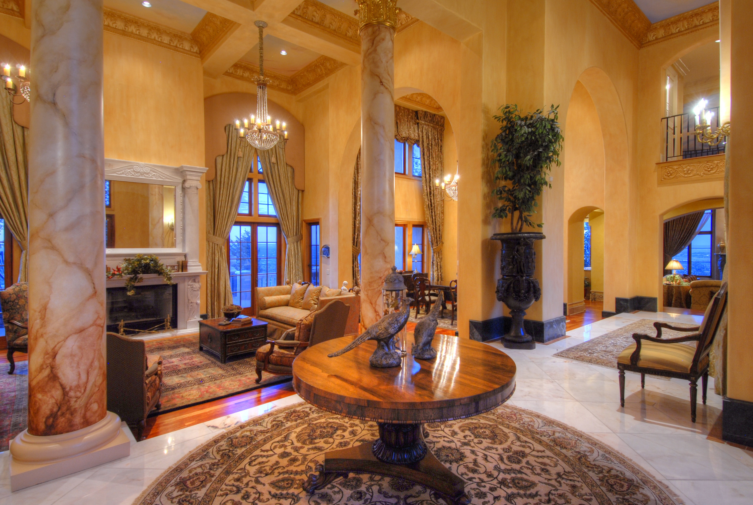 6- Entrance Hall Looking into Living Room.jpg