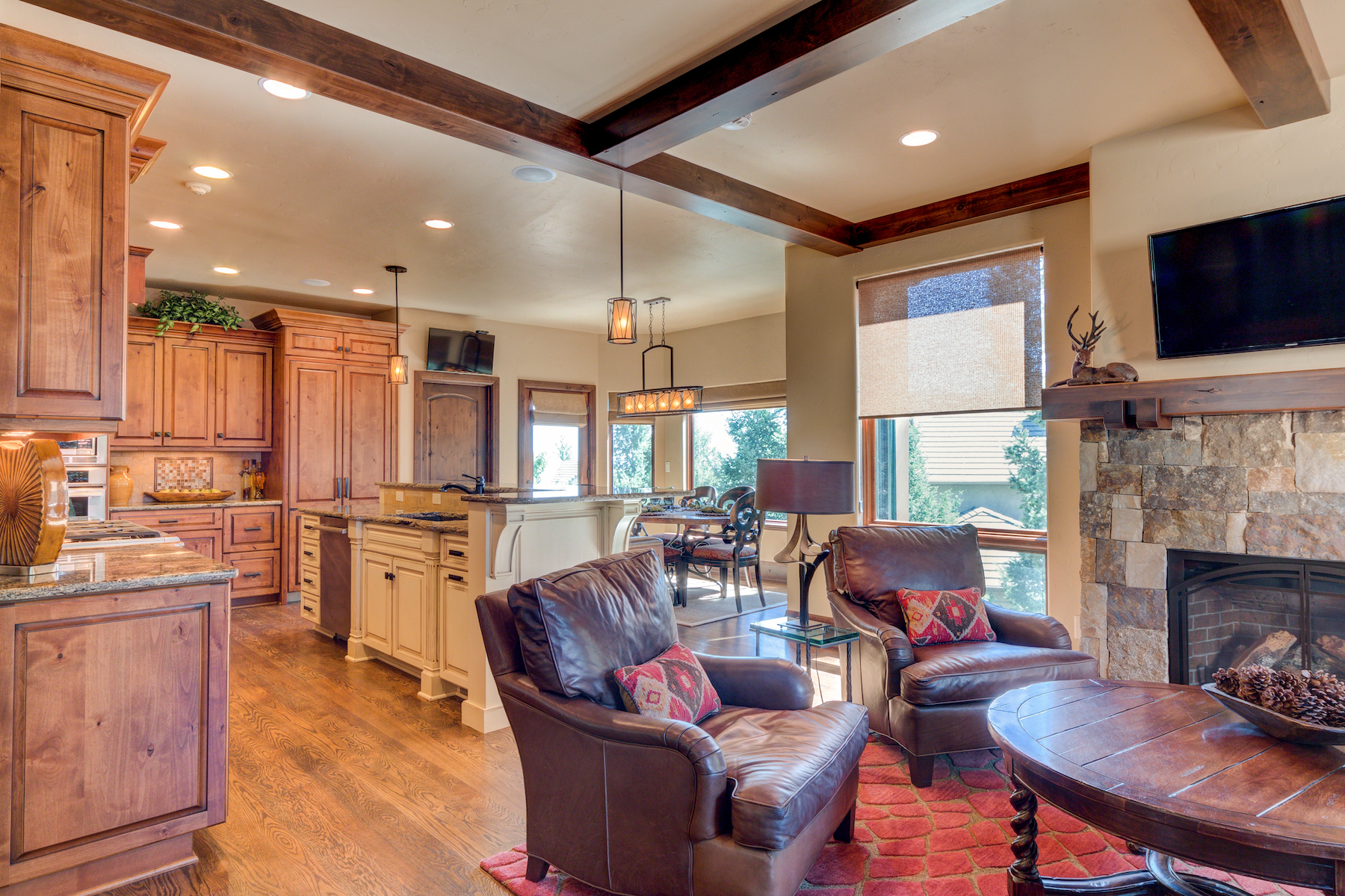 13 - Family Room Opens to Kitchen on the Left.jpg
