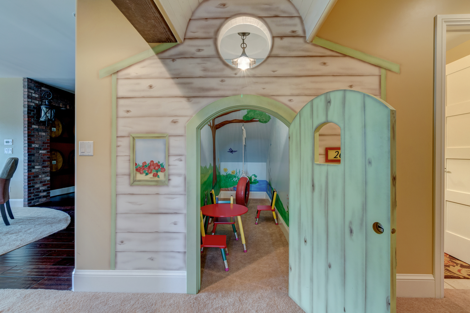 028-Play house under the stairs.jpg