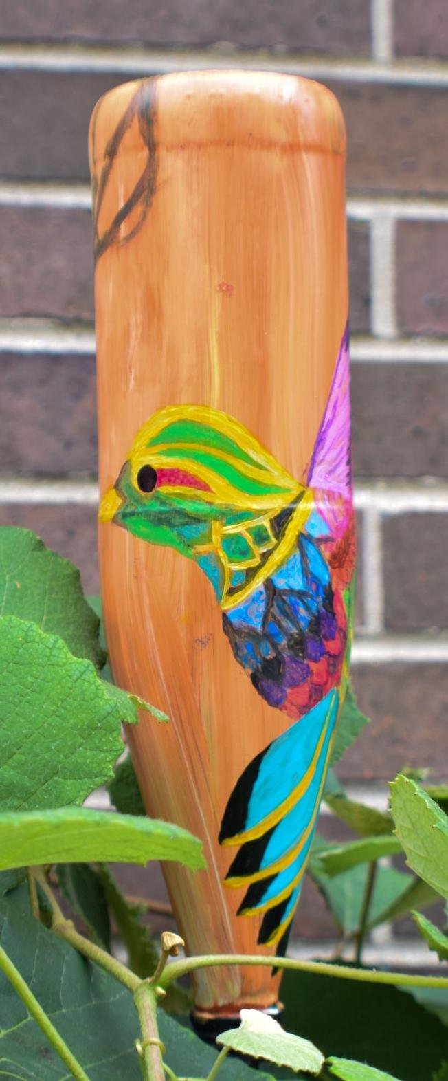 Jocelyn's Hummingbird bottle