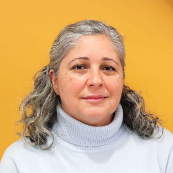 Zeina Zaatari, PhD, Director of the Arab-American Cultural Center. Links to Center's website.