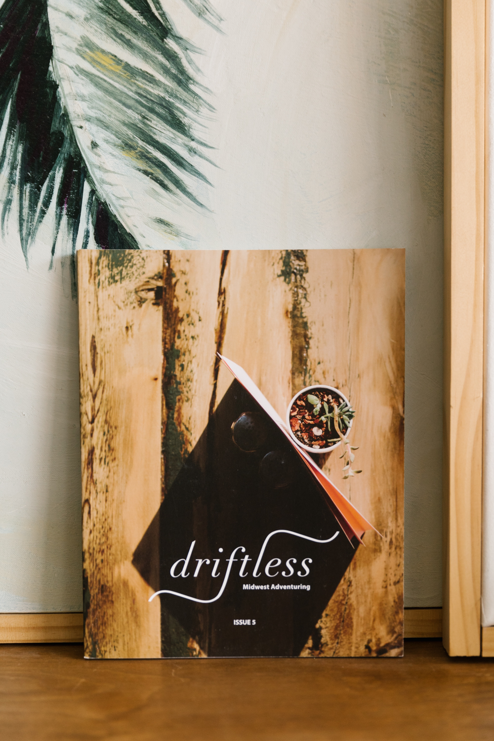 Issue 5 of Driftless Magazine contains an amazing city guide of Detroit, Michigan by photographer Jesse David Green.
